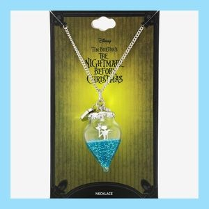 ❗️NEW❗️Nightmare Before Christmas Orb Necklace